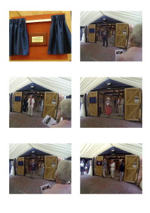 Photographs of the Opening Ceremony